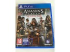 Assassins Creed Syndicate za PS4 NOVO - Akcija