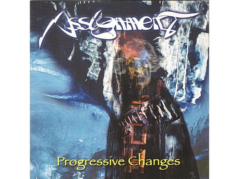 Assignment - Progressive Changes