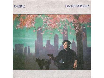 Associates, The - Those First Impressions