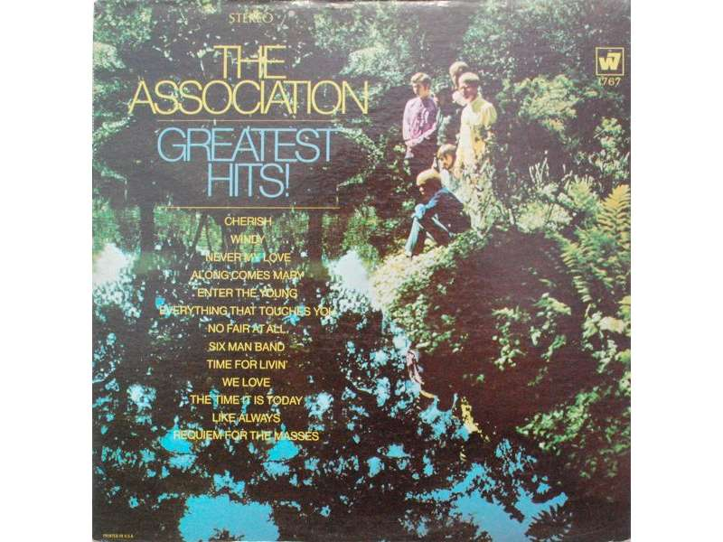 Association, The (2) - Greatest Hits!