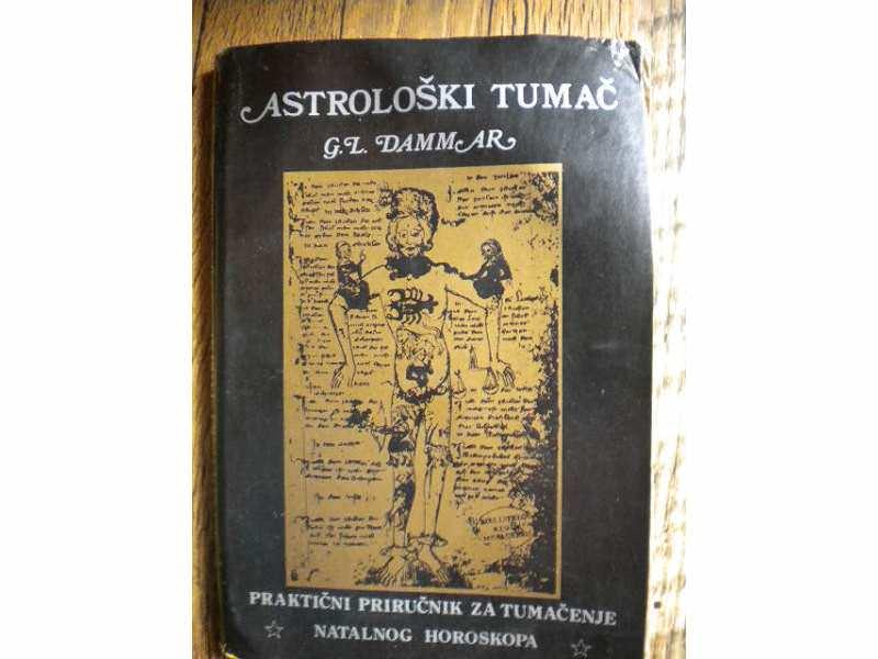 Astroloski tumac - G.L. Dammar
