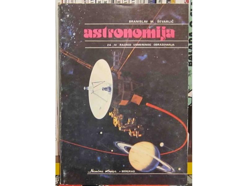 Astronomija -  Branislav M. Ševarlić
