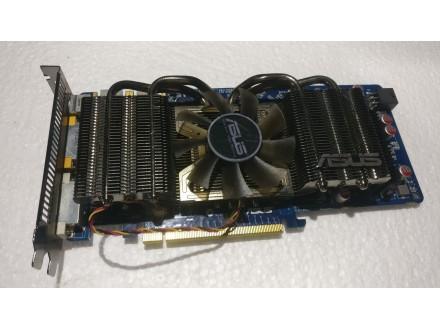 Asus GTS250 512Mb 256Bita pci-expres grafika