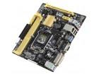 Asus Intel 1150 H81M-R/C/SI 2x DDR3 / DVI / VGA / USB3.0 / GLAN / mATX / Bulk