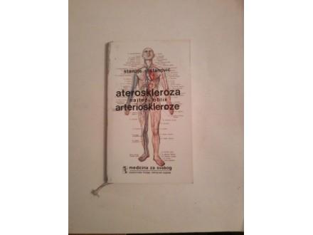 Ateroskleroza-najteži oblik arterioskleroze,Stanoje Stefanović