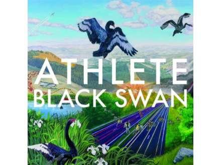 Athlete - Black Swan