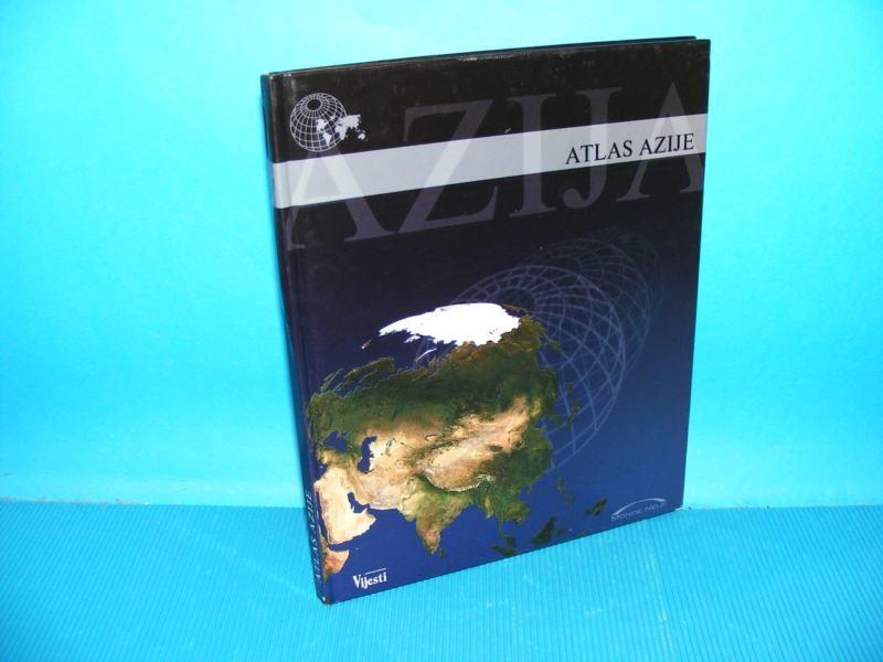 Atlas Azije Denis Sehić,Demir Sehic (besplatna dostava)