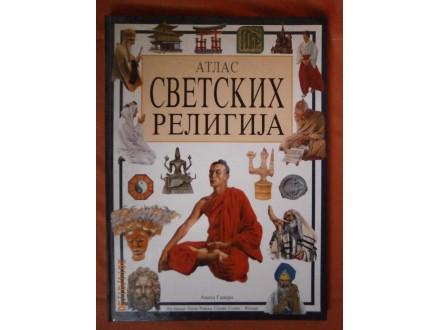 Atlas svetskih religija, Anita Ganeri