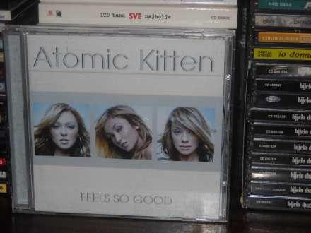 Atomic Kitten - Feels So Good