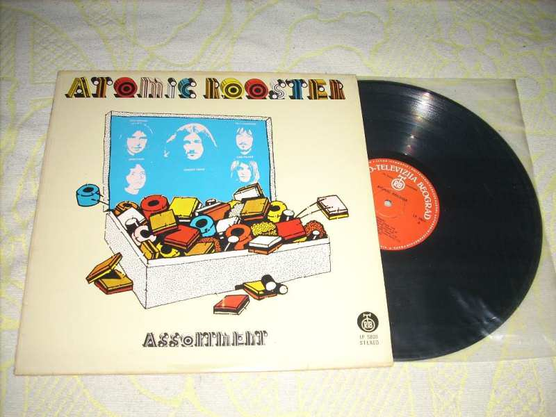 Atomic Rooster - Assortment LP