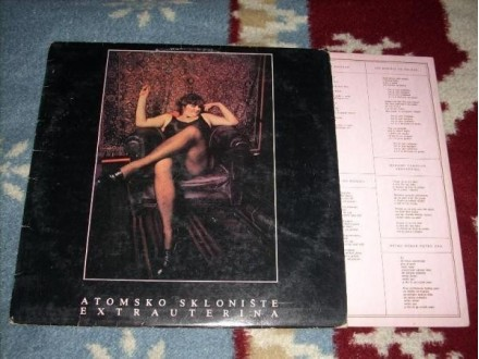 Atomsko Sklonište - Extrauterina LP