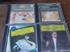Audio diskovi klasične muzike (80 din. po komadu)