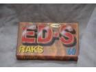 Audio kaseta RAKS ED-S 60