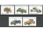 Australija,Stari automobili 1984.,čisto
