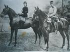 Austrian Emperor Frances Joseph and Empress Elizabeth