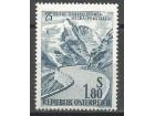Austrija,25 god otvaranja magistrale 1960.,čisto