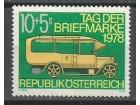 Austrija,Dan marke 1978.,čisto