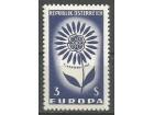 Austrija,Europa CEPT 1964.,čisto