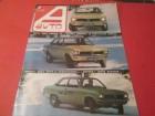 Auto  Jugoslovenska revija za automobilizam br2 1975