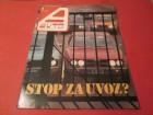Auto - Jugoslovenska revija za automobilizam br4 1975