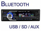 Auto Radio Bluetooth MP3 - SD - 4x50w - AKCIJA -NOVO
