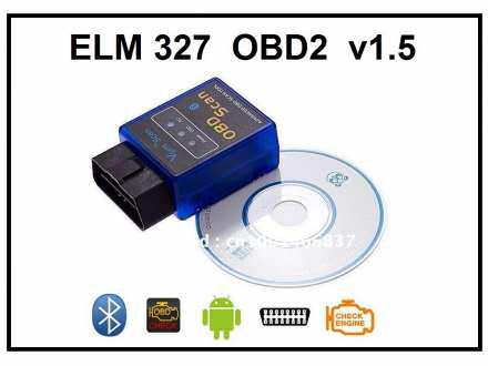Auto dijagnostika - ELM327 1.5 OBD2 - univerzalna
