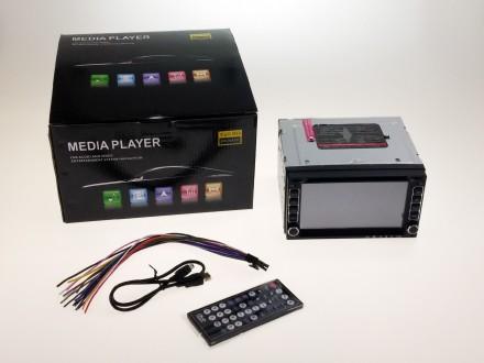 Auto multimedia sistem + GPS - Displej 7 inca