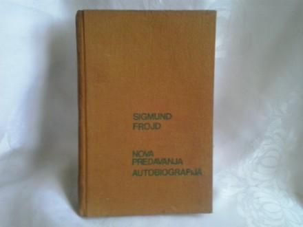 Autobiografija Nova predavanja Sigmund Frojd