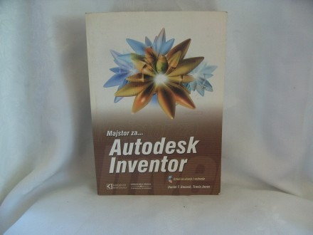 Autodesk inventor, Daniel T Banach, Travis Jones