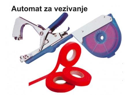 Automat za vezivanje - vezačica