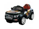 Automobil na akumulator audi q-7 207 crni