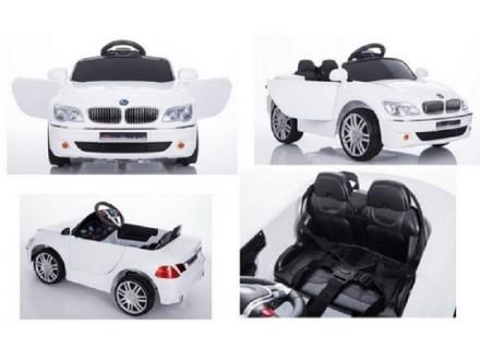 Automobil na akumulator model 236 beli