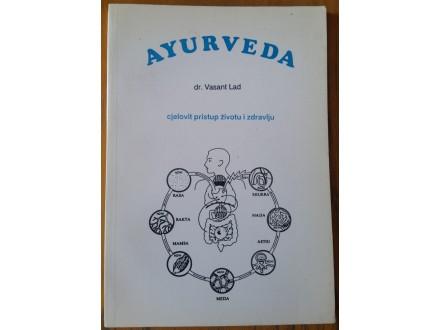 Ayurveda  Dr Vasant Lad