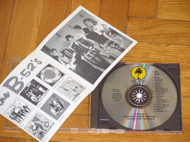 B-52`s, The - The Best Of The B-52`s - Dance This Mess Around