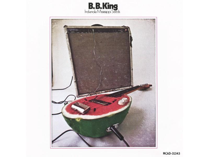 B.B. King - Indianola Mississippi Seeds