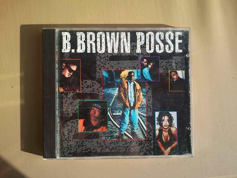 B. Brown Posse - B. Brown Posse