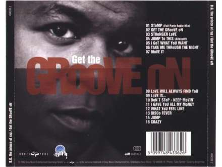 B.G. The Prince Of Rap - Get The Groove On