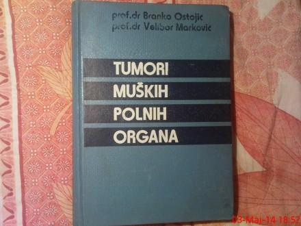B. OSTOJIC - V. MARKOVIC - TUMORI MUSKIH POLNIH ORGANA