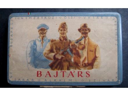 BAJTARS limena kutija za cigarete