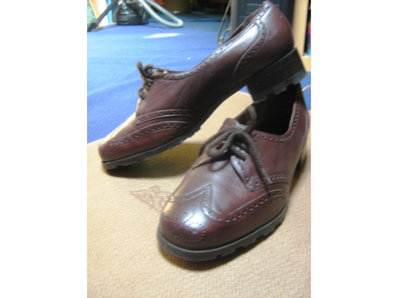 BALLY-cipele kozne  zumbane -40/41-nove
