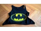 BATMAN BAGGY CROP TOP