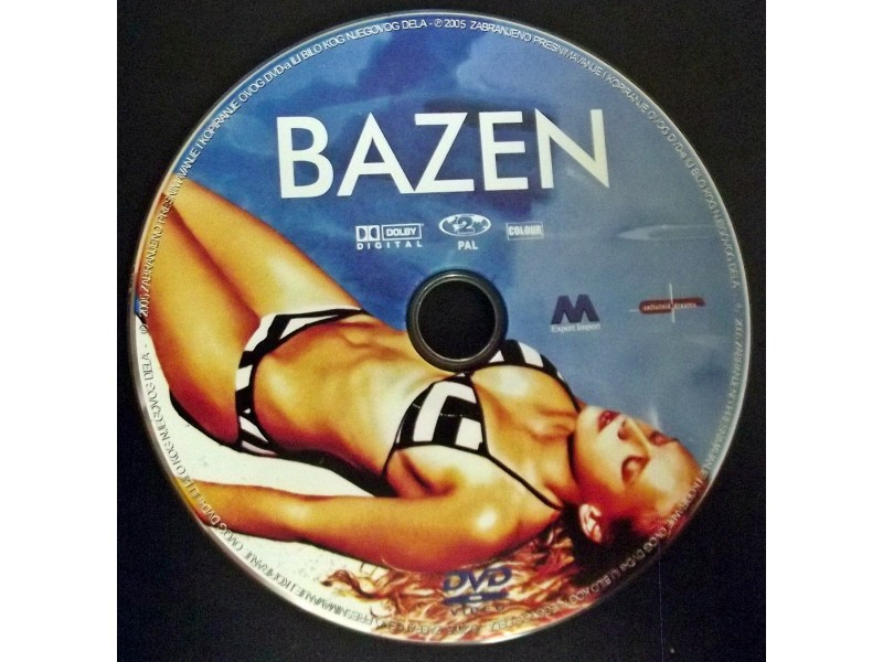 BAZEN (Swimming Pool)