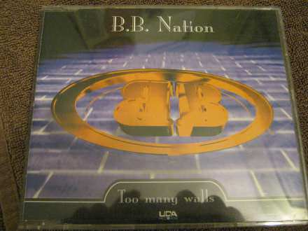BB-Nation - Too Many Walls