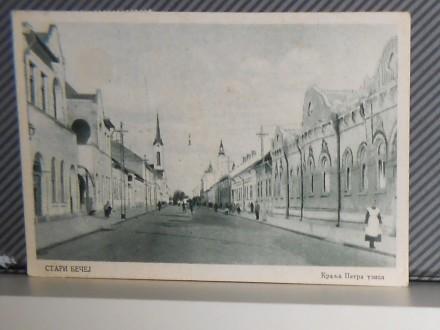 BEČEJ-ul:KRALA PETRA-1920-1930  ( II-47 )