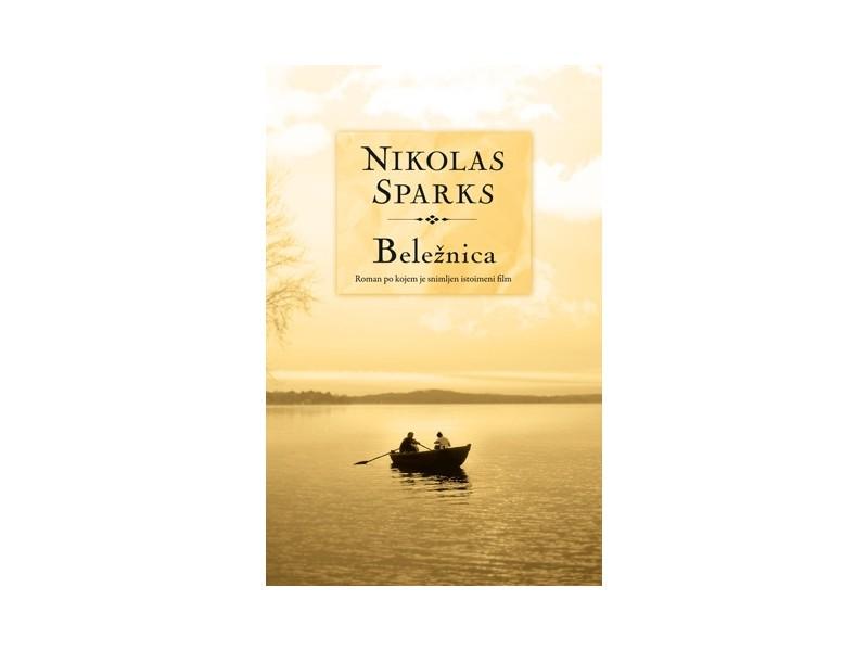 BELEŽNICA - Nikolas Sparks
