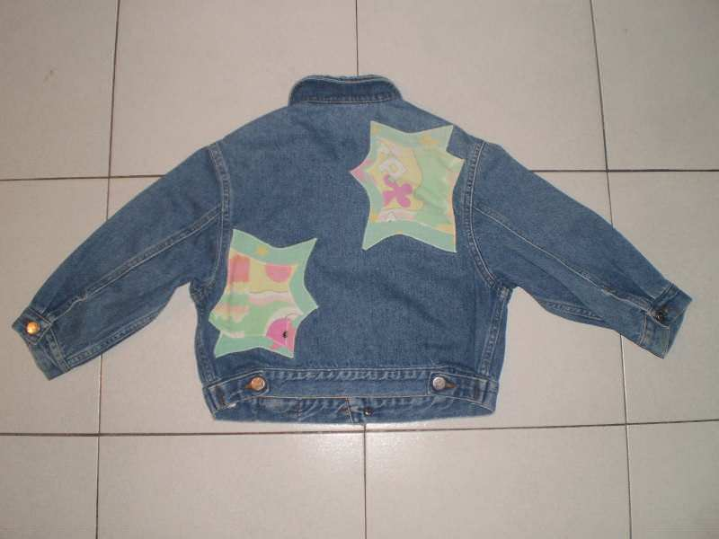 BENETTON 012 TEXAS JAKNICA MADE IN ITALY