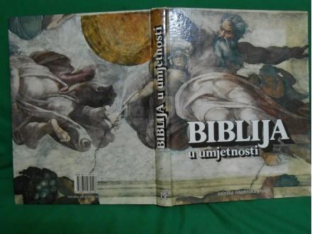 BIBLIJA U UMETNOSTI-reprodukcije poznatih slikara NOVO