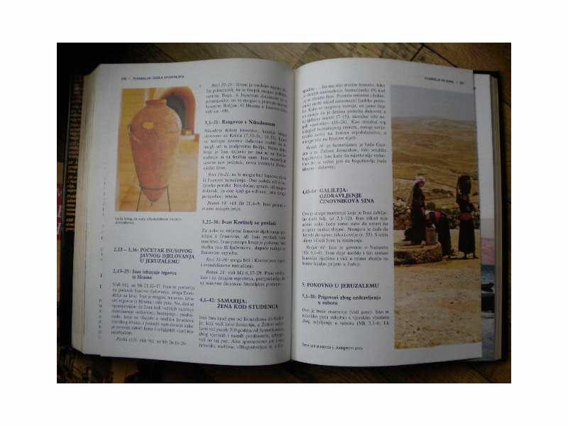 BIBLIJSKI PRIRUCNIK - MALA ENCIKLOPEDIJA