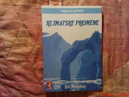 BIL MEKIBEN  - KLIMATSKE  PROMENE