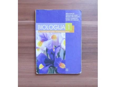 BIOLOGIJA za 1. razred medicinske i veterinarske škole